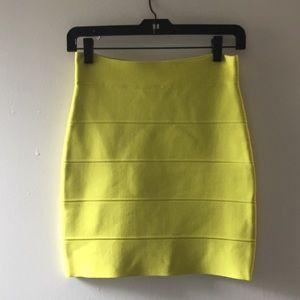 Vintage BCBGMaxAzria Mini Skirt